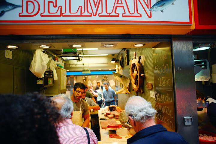 Mercado de Atarazanas Malaga
