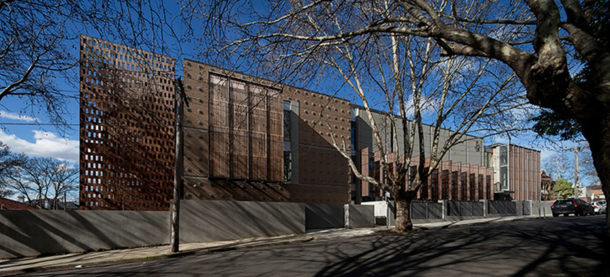 Melbourne Victoria, Australia: [MGGS MORRIS HALL BY SALLY DRAPER ARCHITECTS]