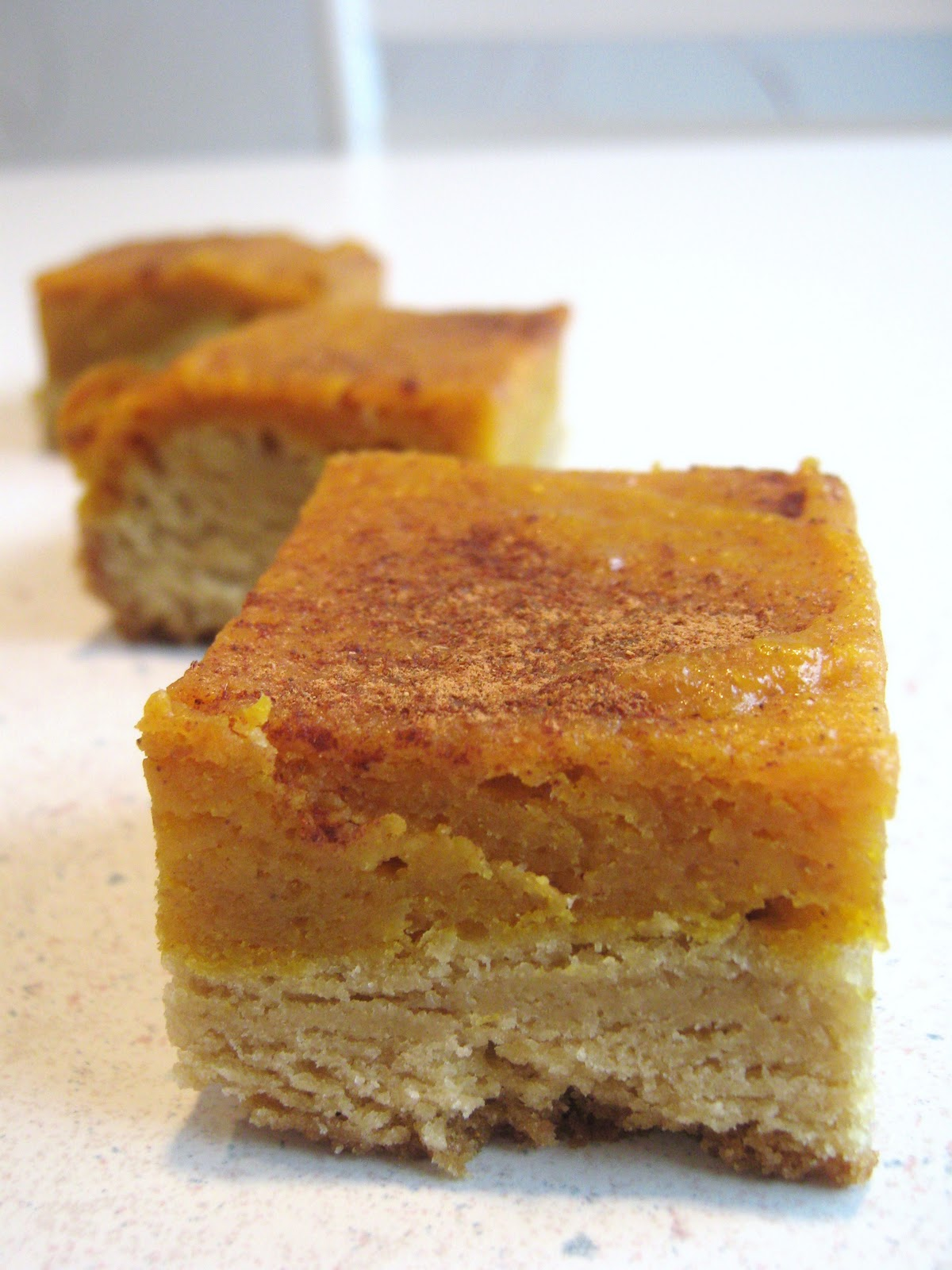 Baking and Mistaking: Pumpkin Pie Bars
