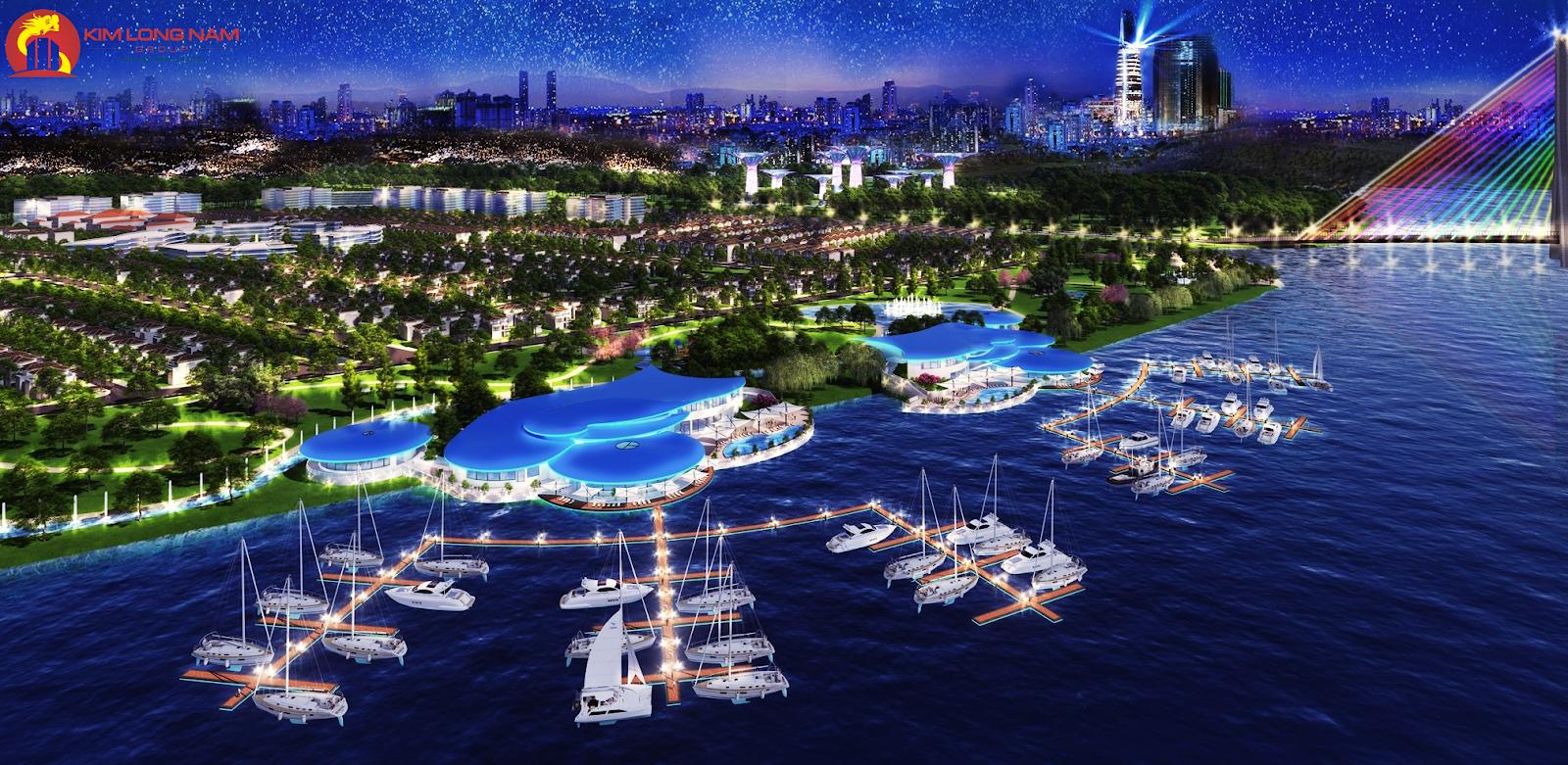 Kim Long Ocean Thuận Phước - Điểm nhấn kiến trúc của Đà Nẵng