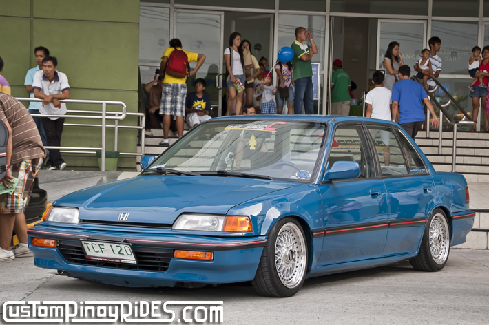 Honda Civic EF Sedan by Garage C Custom Pinoy Rides pic1
