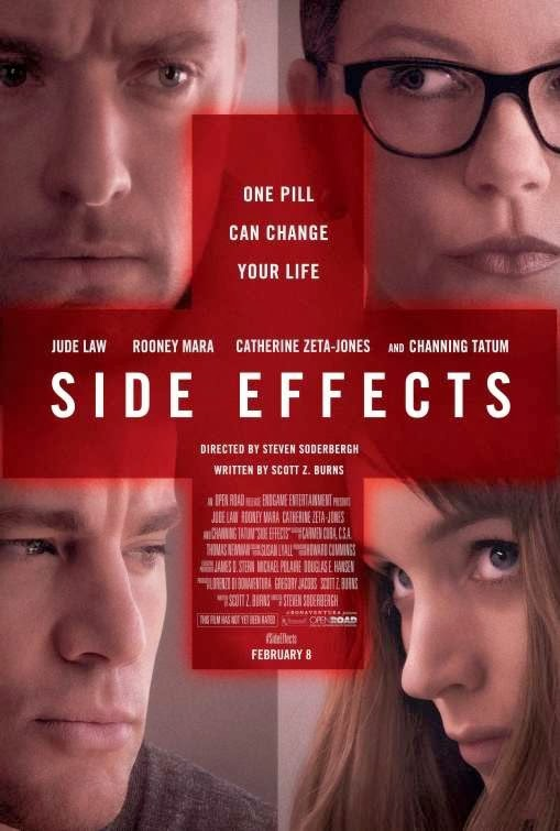 Poster Of English Movie Side Effects (2013) Free Download Full New Hollywood Movie Watch Online At Alldownloads4u.Com