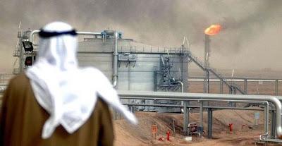 Arab Saudi negara penghasil minyak terbesar kedua di dunia