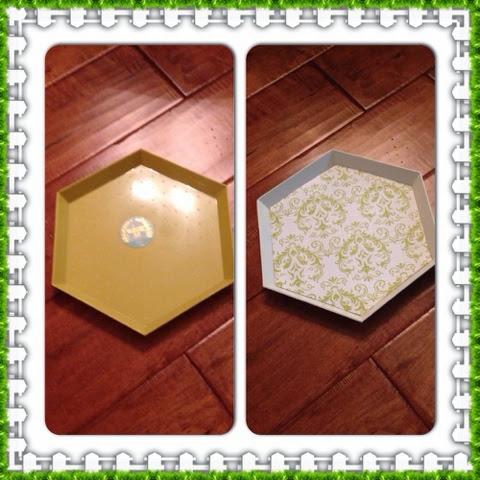 target dollar spot plastic tray