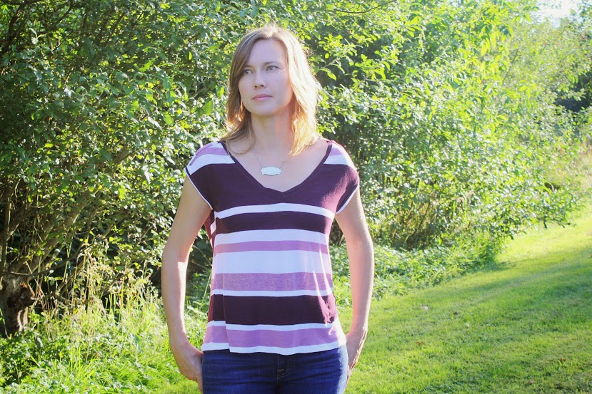 Sandpoint Top from GrayDay Patterns