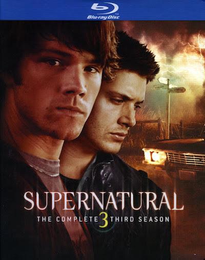 Supernatural – Temporada 3 [3xBD25]