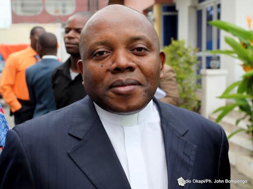RDC-Ceni: l'abbé Malumalu, a été entendu par la justice