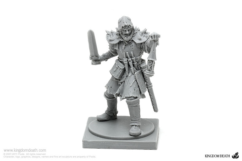 kingdom death character male survivor