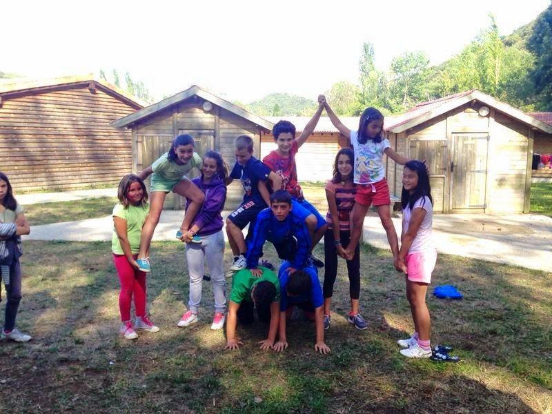 Diario del Campamento de Verano Molino de Butrera, 26 julio al 9 de agosto