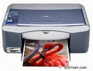 download driver HP PSC 1200 series 2.0.1 Printer