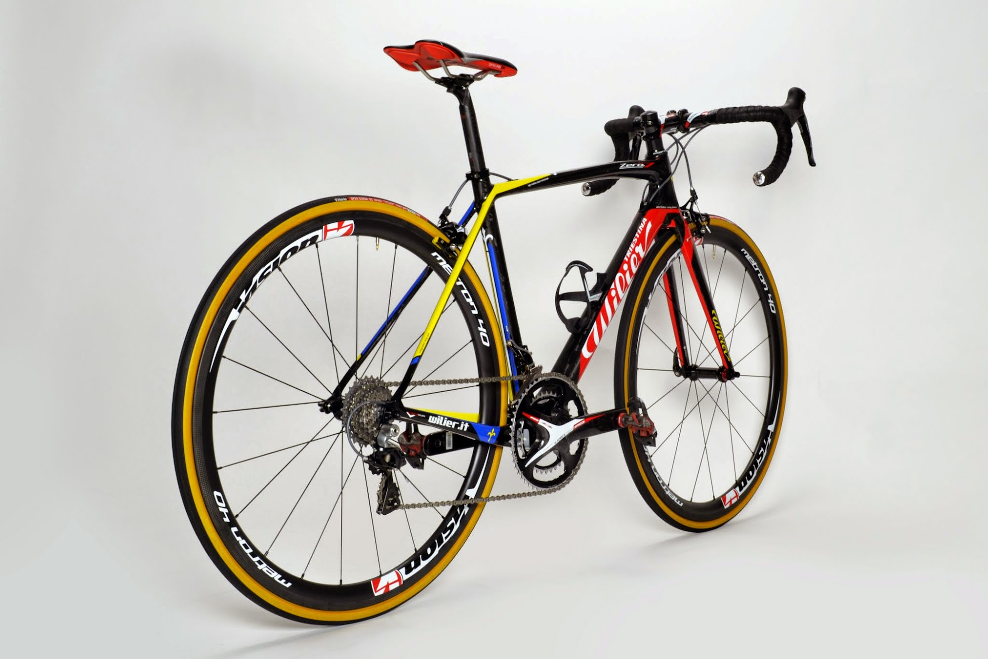 7142b830bb5 ... Team Colombia Wilier Triestina Zero.7 Complete Bike at twohubs.com ...
