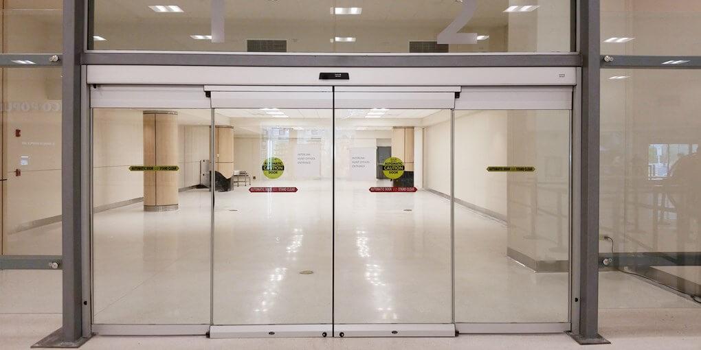 Cửa tự động phòng mổ mang đến không gian thoáng đãng sạch sẽ