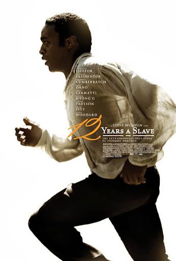 12 Χρόνια Σκλάβος 12 Years a Slave Poster