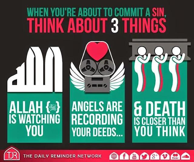 Ingat 3 perkara
