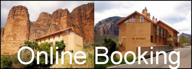 Online Booking Refugio de Riglos