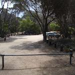 Gate before Bournda Lagoon car park (106738)