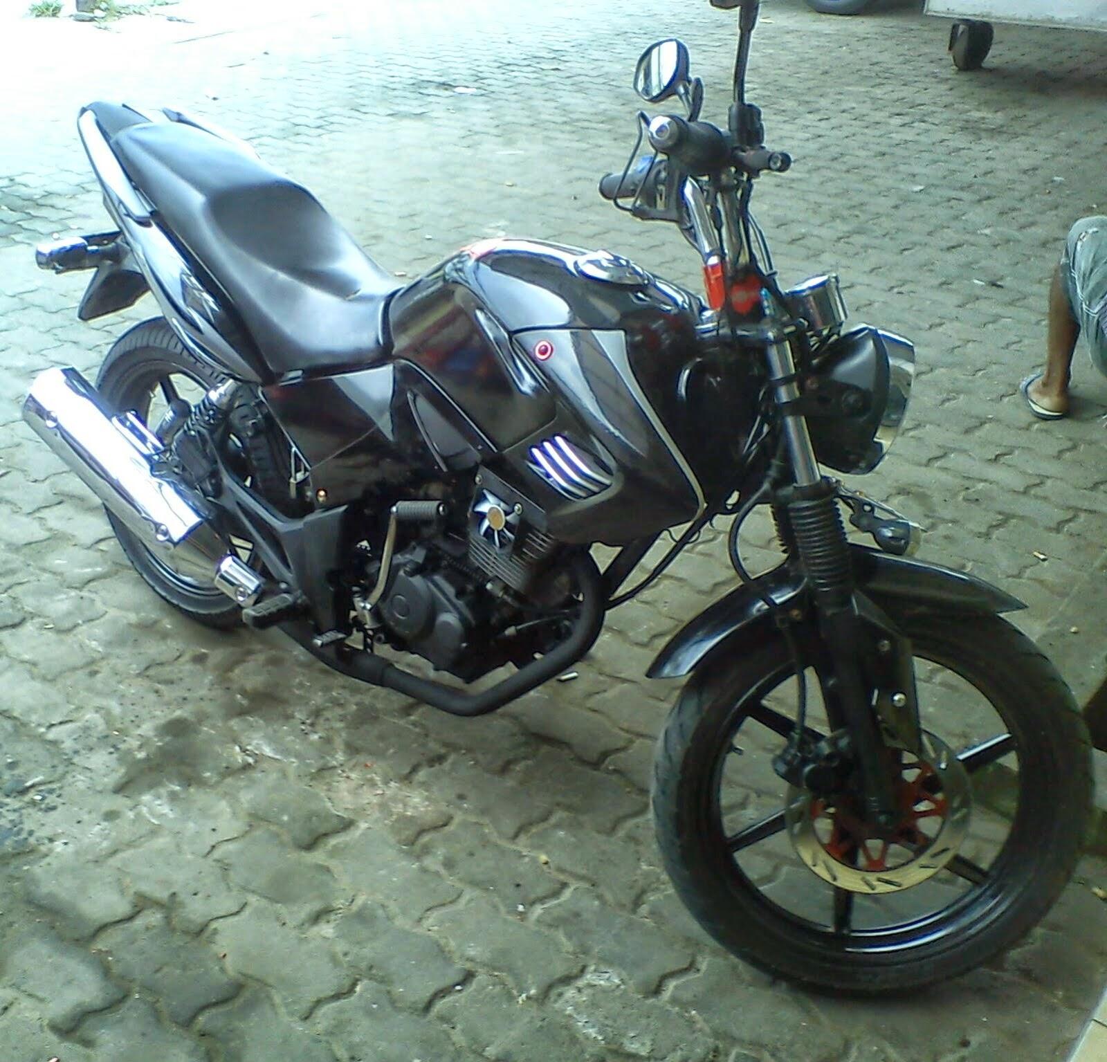 Koleksi Modifikasi Motor Tiger Revo Minimalis Terupdate Velgy Stang Thecitycyclist