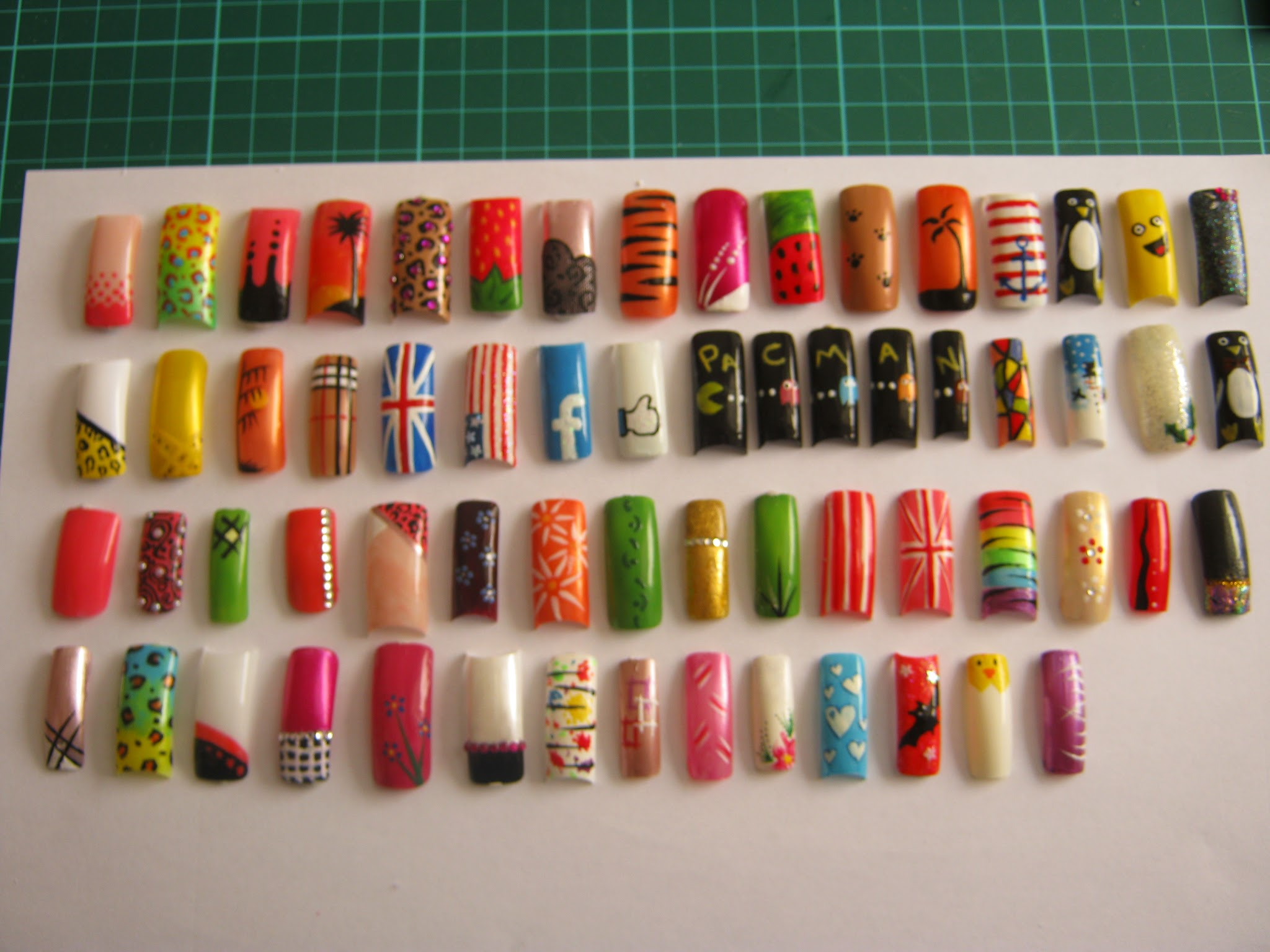 Cool Nail Design Ideas 15 nail design ideas that are actually easy Nail Design Nail Art Designs Tumblr Nail Art Designs Tumblr