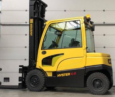 Xe nâng điện 5 tấn Hyster J5.0XN
