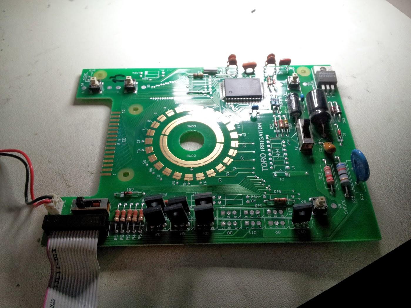 Irritrol Rd1200 Sprinkler Controller Repair Dr Terrible