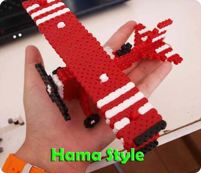 Trabajos 3D Hama Style Avi%25C3%25B3n6