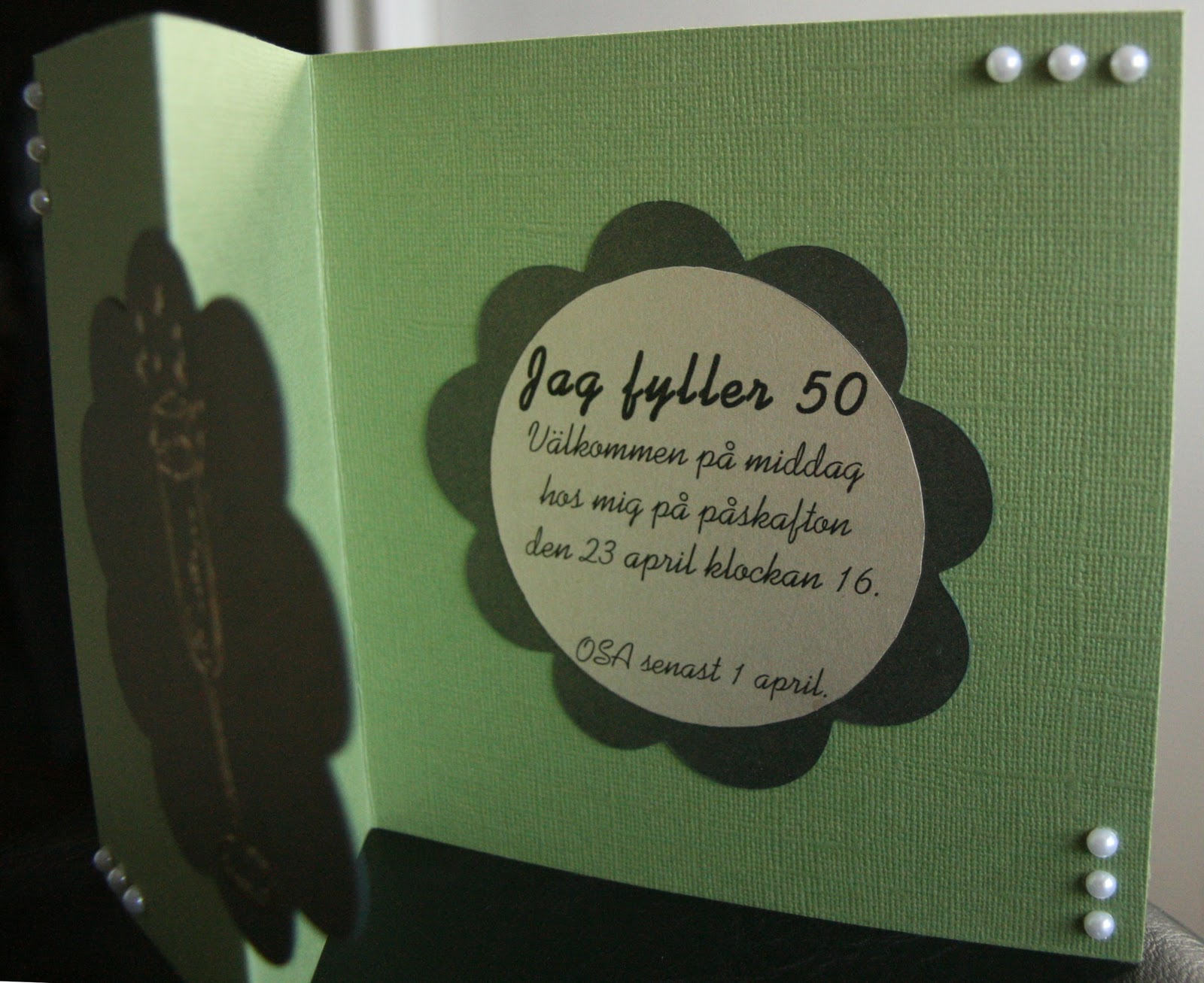 tips på 50 års fest Lindas korthus: mars 2011 tips på 50 års fest