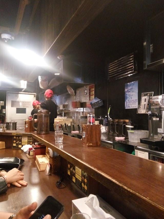 Ramen Koryu Naha Matsuyama shop