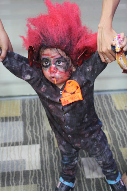 I want this adorable looking baby troll. Sooo cute I actually got flustered when I saw him the first time his tiny frame made him all the more shocking ...  sc 1 st  MyNosebleed & Halloween Trick or Treat Costume Ideas For Kids | My Nosebleed