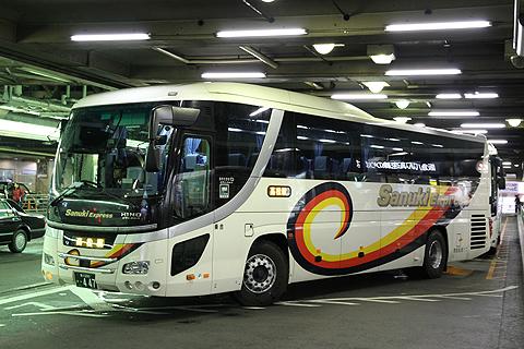 四国高速バス「さぬきエクスプレス大阪号」 ・447