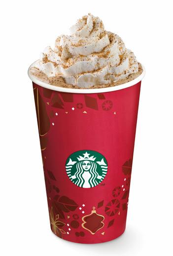Starbucks Christmas Food And Drinks 2013  www.thepeachkitchen.com