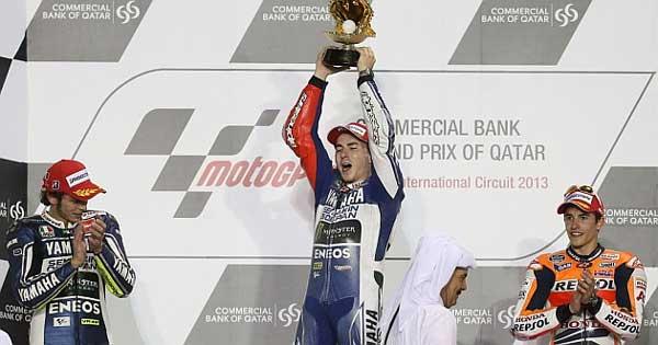 Motociclismo, GP de Catar