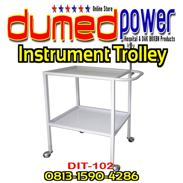 Instrument-Trolley-DIT-102-DumedPower