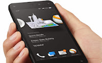 Amazon Fire Phone carousal