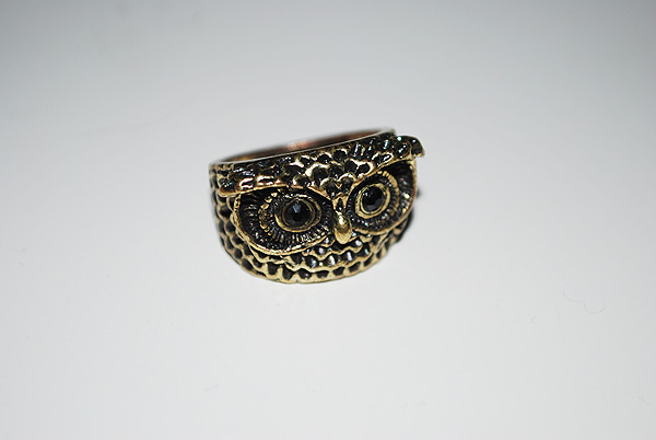 owl ring, anello civetta, anello gufo, dove comprare, misspandamonium, where to buy owl ring, shopping online, oasap