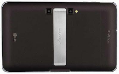 T-Mobile LG G-Slate tablet pics