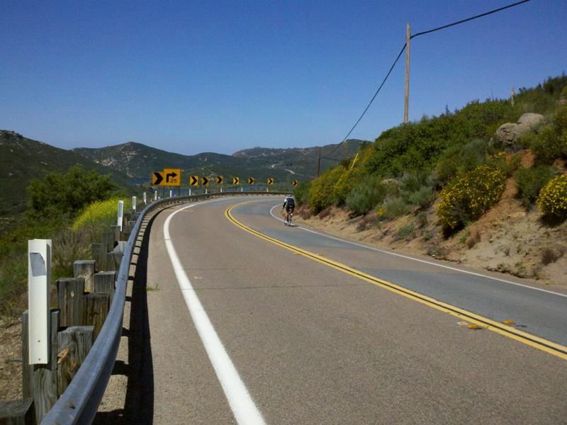 Gran Fondo San Diego • Japatul Road