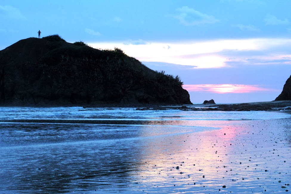 Playa Grande, Costa Rica Sunset
