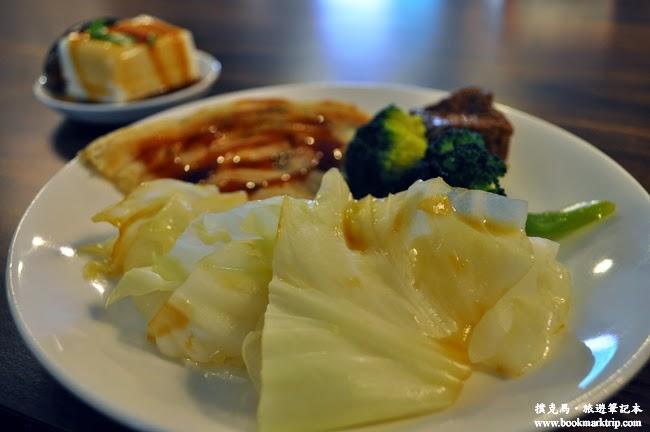 沙里仙溫泉度假村早餐