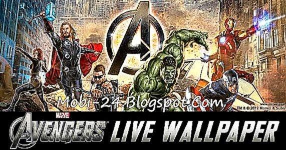 Marvel Avengers Live Wallpaper For Android Full Version