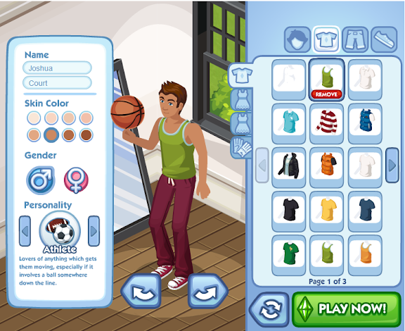 Los Sims Social ya está disponible en Facebook
