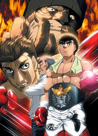 Hajime no Ippo: The Fighting! - New Challenger - Hajime no Ippo: The Fighting! - New Challenger | Hajime No Ippo SS2