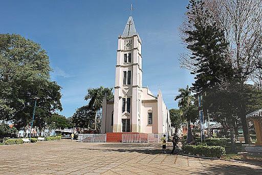 Igreja Matriz de Rinópolis