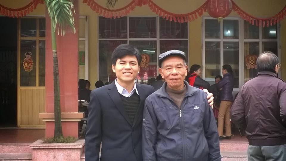 Vũ Văn Hội Hà Nội và Bác Nguyễn Đăng Kỳ Thái Bình