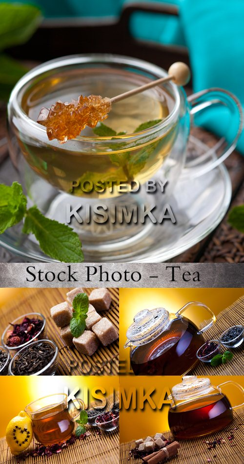 Stock Photo: Tea 4