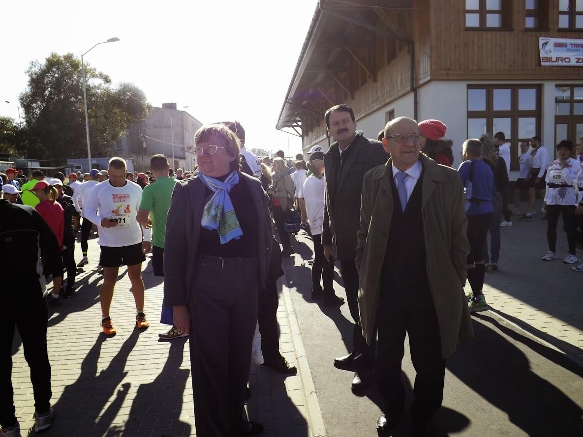 v.l.n.r. Angelika Böcker, Burkhard Fleichmann und Henryk Pilat (Zum Öffnen der Bildergalerie auf das Bild klicken, alle Bilder A.M. für © gemeinde-tantow.de)
