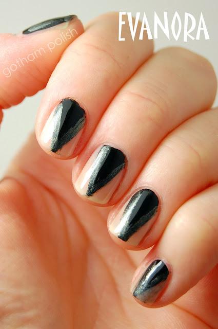 Evanora manicure 1Evanora Nails