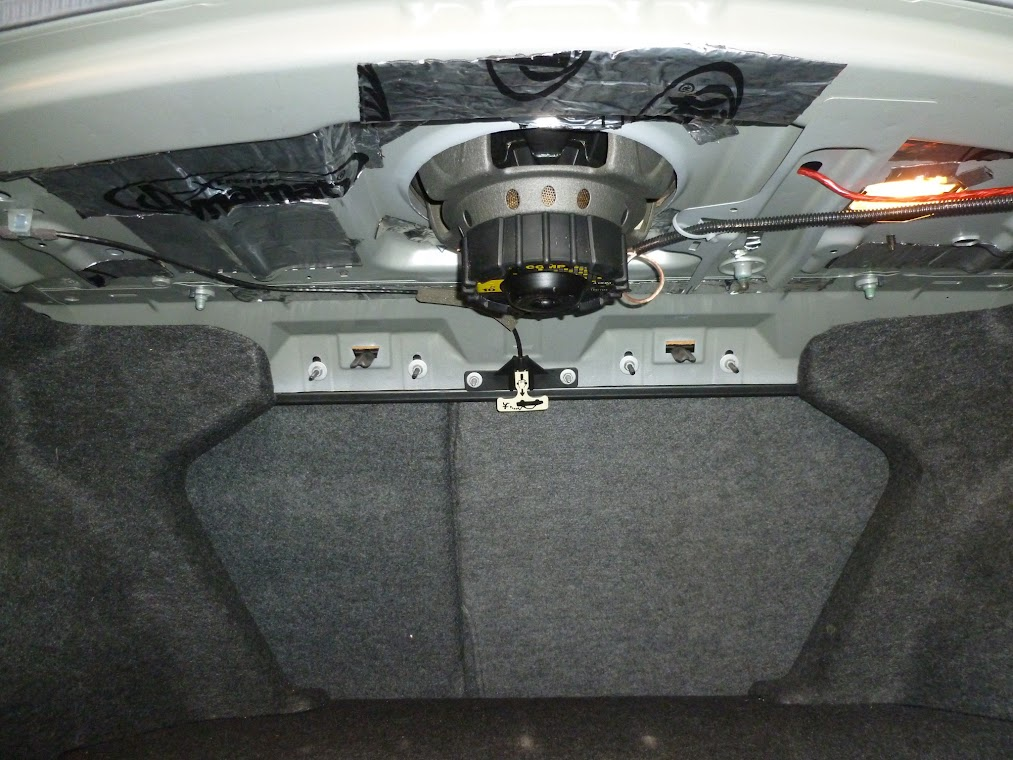 Replacing Bose Subwoofer