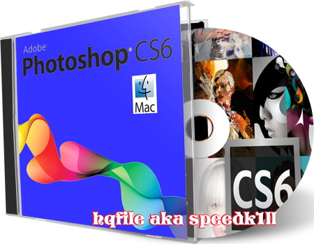 Adobe Photoshop CS6 - 13.0 (English / Japanese) - MacOSX