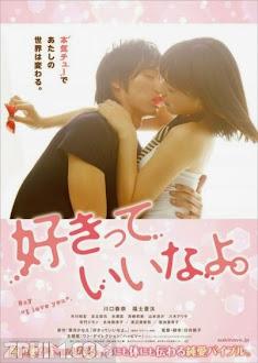 Hãy Nói Yêu Anh - Say I Love You (2014) Poster