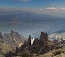 Les aiguilles de Popolasca depuis le sommet du Turone